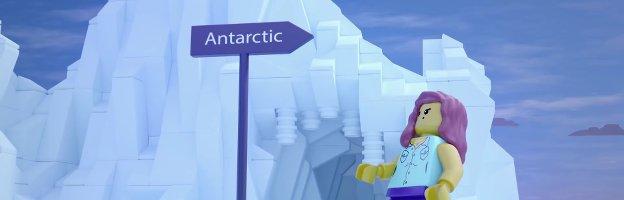 LEGO: Help children save the Arctic